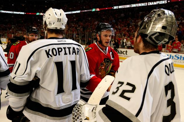 Blackhawks vs. Kings: Preview and Prediction for NHL Playoffs 2014 Matchup