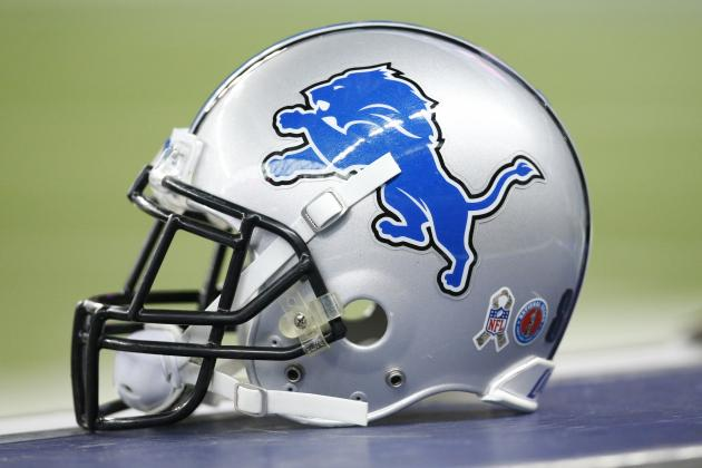 Early Projections for Detroit Lions' Final 53-Man Roster