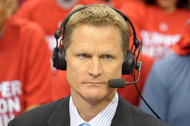 Checklist of Critical Tasks for Steve Kerr as Golden State Warriors' New Coach