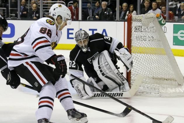 Los Angeles Kings vs. Chicago Blackhawks Game 1: Keys for Each Team