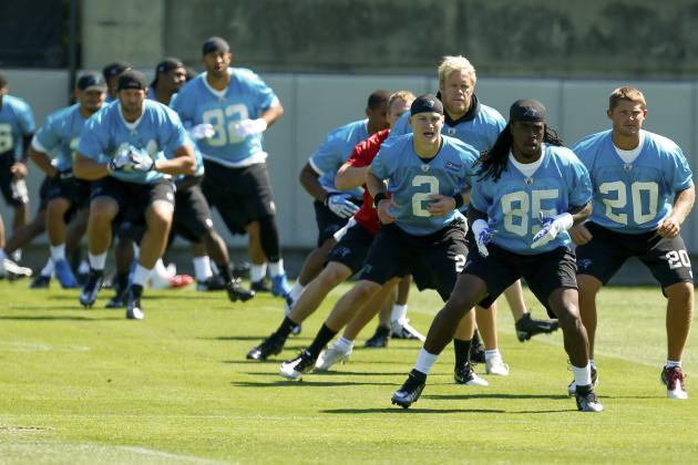 Early Projections for the Carolina Panthers' Final 53-Man Roster