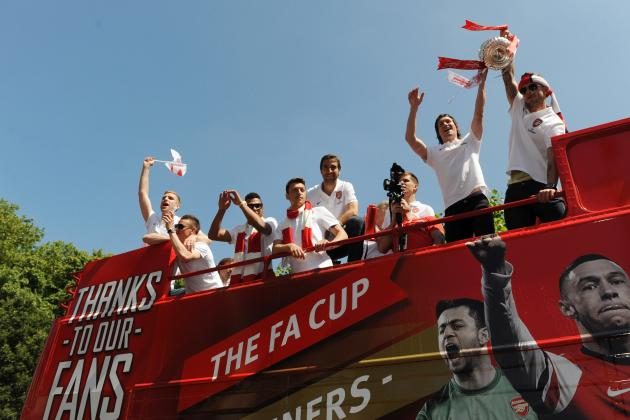 Arsenal's Trophy Triumph and the Greatest World Football Moments of the Weekend