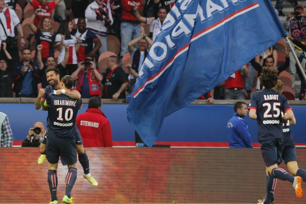 Paris Saint-Germain V Montpellier: 6 Things We Learned