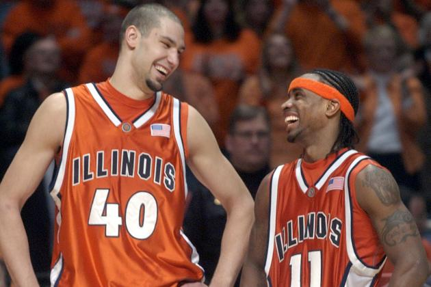 Illinois Basketball: Best Fighting Illini at Every Position from Last 9 Years