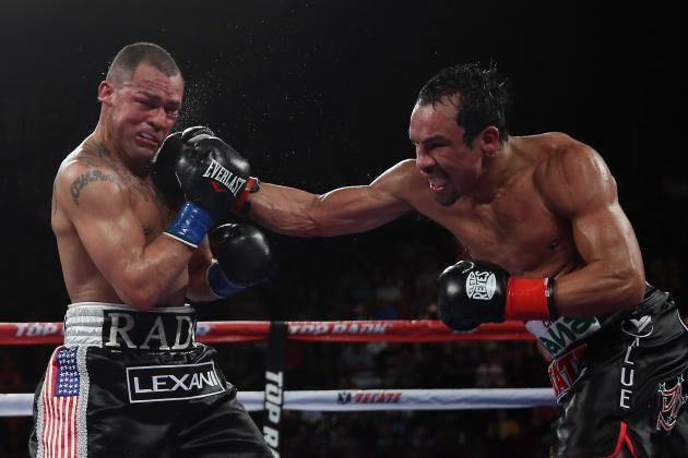 The Hottest Boxing Storylines for the Week of May 19