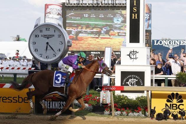 Belmont 2014: Early Predictions Post-Preakness