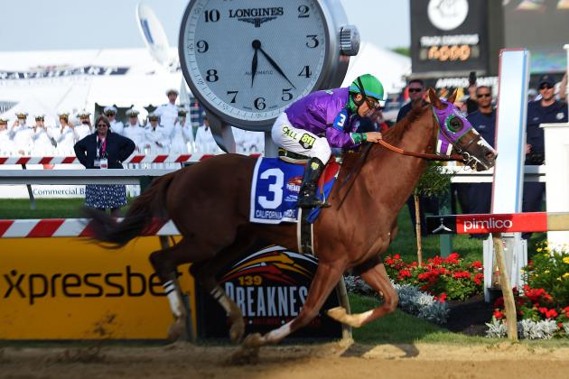 Preakness Results 2014: Winners and Losers from Pimlico