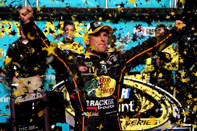 NASCAR at Charlotte 2014: Winners and Losers from the Sprint All-Star Race