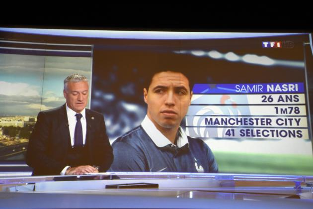 World Football Quotes of the Week: Nasri's Girlfriend Abuses Deschamps