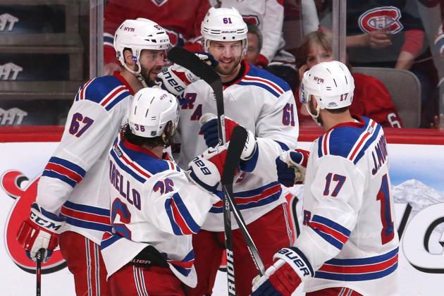New York Rangers vs. Montreal Canadiens Game 2: Keys for Each Team
