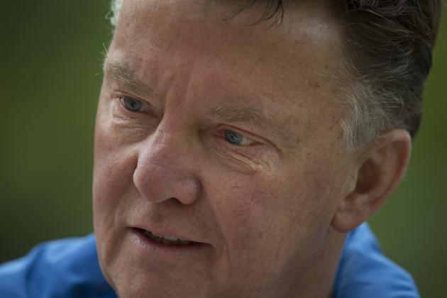 Career Highs and Lows of New Manchester United Manager Louis van Gaal