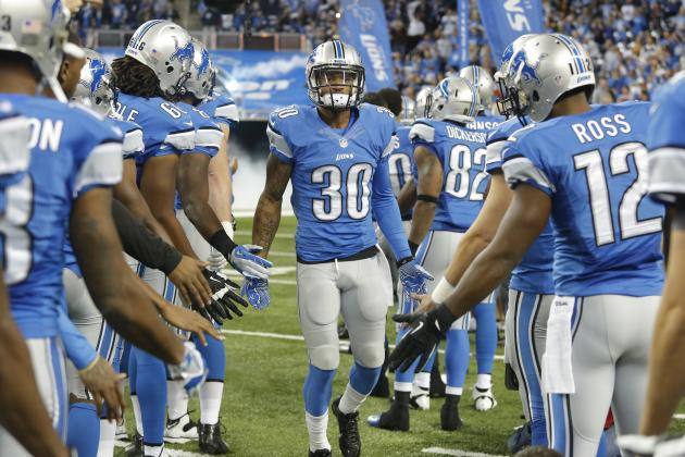 Detroit Lions: Ranking Remaining Offseason Priorities