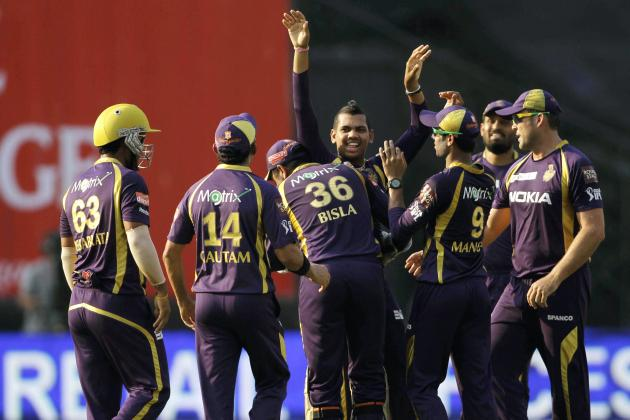 IPL: Team of the Week, Featuring Warner, Yuvraj Singh and Narine