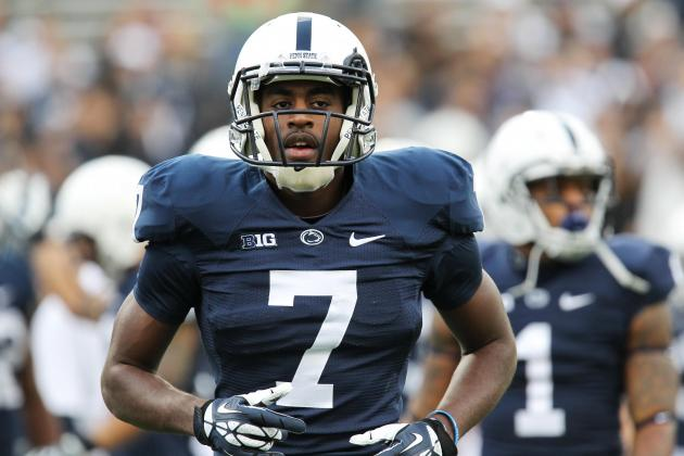 Penn State Football: 5 Former Blue-Chippers Who Will Finally Shine in 2014