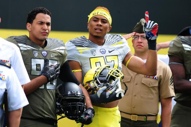 Oregon Football Recruiting: 5 Former Blue-Chippers Who Will Shine in 2014