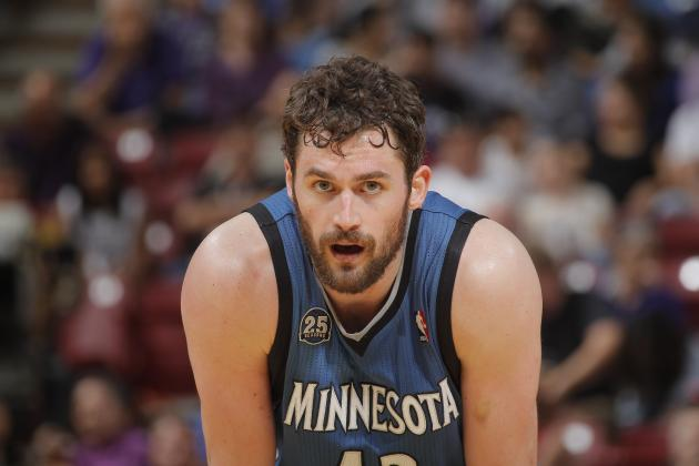 Best Potential Trade Scenarios, Packages and Landing Spots for Kevin Love