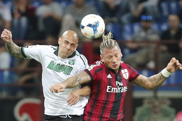 AC Milan vs. Sassuolo: 5 Things We Learned