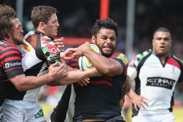 World Rugby's Team of the Weekend: Billy Vunipola Soars in Saracens Triumph