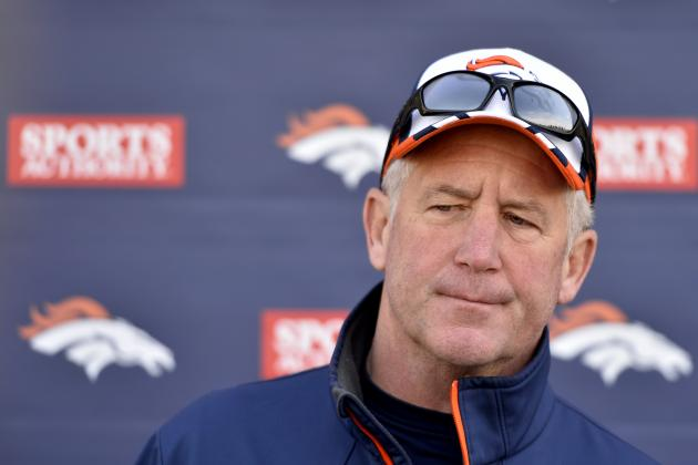 Early Predictions for the Denver Broncos' Final 53-Man Roster