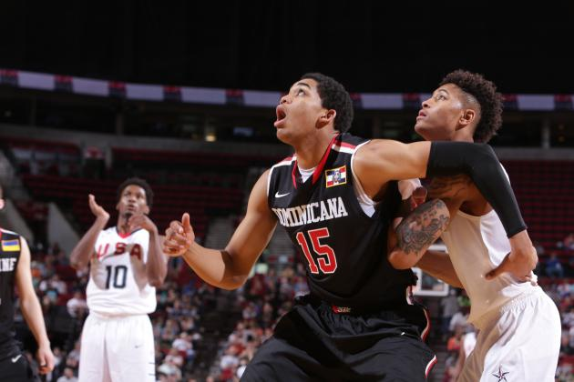 NBA Comparisons for the Top Incoming College Basketball Freshmen in 2014-15