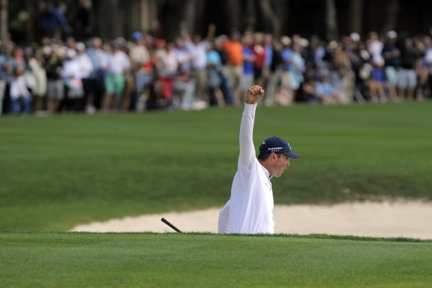 Ranking the Best Shots on the PGA Tour in 2014 so Far