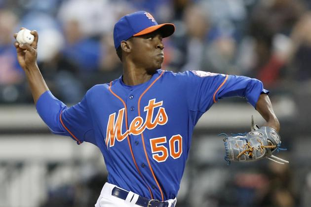 Stock Up, Stock Down for New York Mets' Top 10 Prospects for Week 7