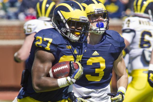 Michigan Football: 9 Former Top Recruits Who Will Finally Shine in 2014