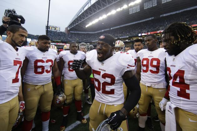 Early Projections for the San Francisco 49ers' Final 53-Man Roster