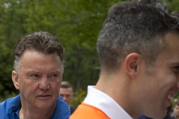 Paper Gossip: Van Gaal's Van Persie Captain Hint, Wenger's £100M Transfer Fund