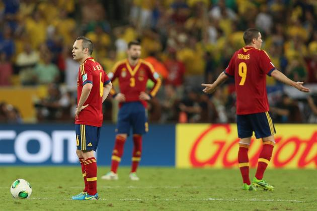 10 Pivotal Factors That Will Decide FIFA World Cup 2014 Group B