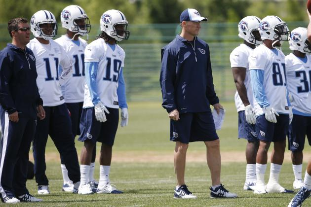 Early Projections for Tennessee Titans' Final 53-Man Roster