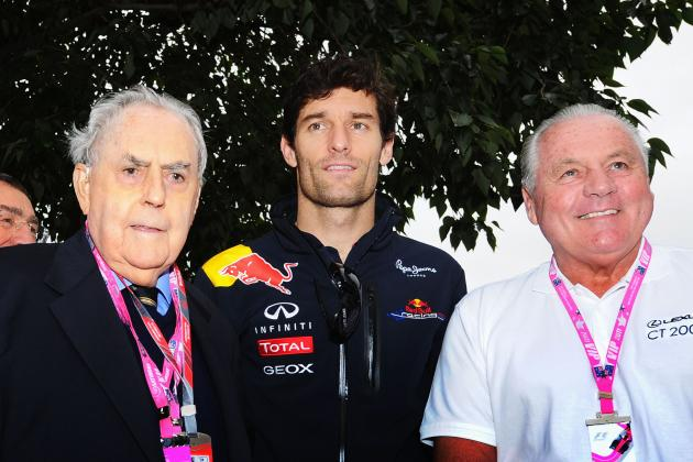 Formula 1's Latest Rumours and Talk: Brabham Tributes, Scudamore and More