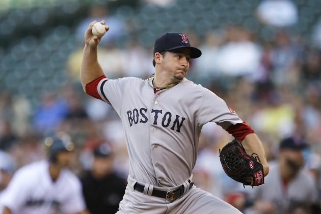 Stock Up, Stock Down for Red Sox's Top 10 Prospects After Week 7
