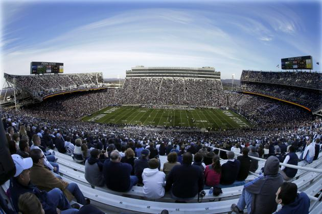 Penn State Football: Summer Grades for 2015 Recruiting Class