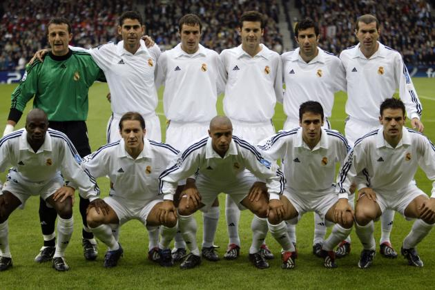 Power Ranking Real Madrid's 9 European Cup Triumphs