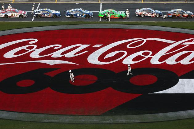 Biggest NASCAR Storylines to Watch Ahead of Sprint Cup Series at Charlotte