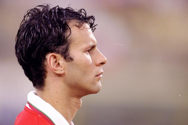 Ranking Ryan Giggs' Seasons as a Manchester United Player