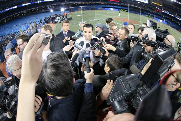 Offseason Moves the Toronto Blue Jays Should Have Made Going into 2014