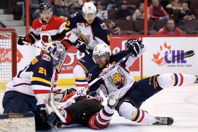 Ranking the 10 Best Defensemen in the 2014 NHL Draft