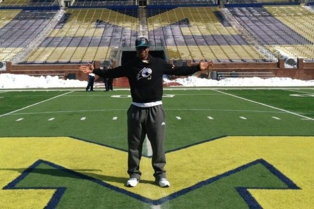 10 Recruits Who Could Join 4-Star CB Garrett Taylor at Michigan