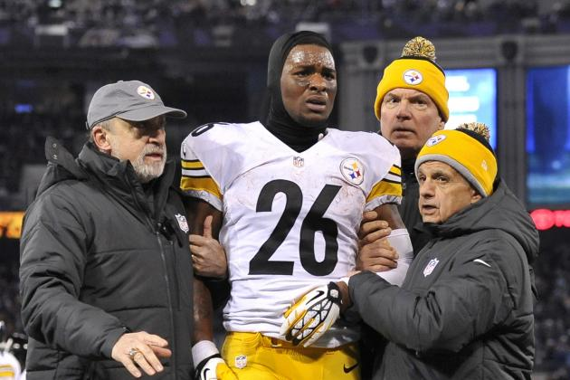Pittsburgh Steelers Who Have Been Put on Notice This Offseason