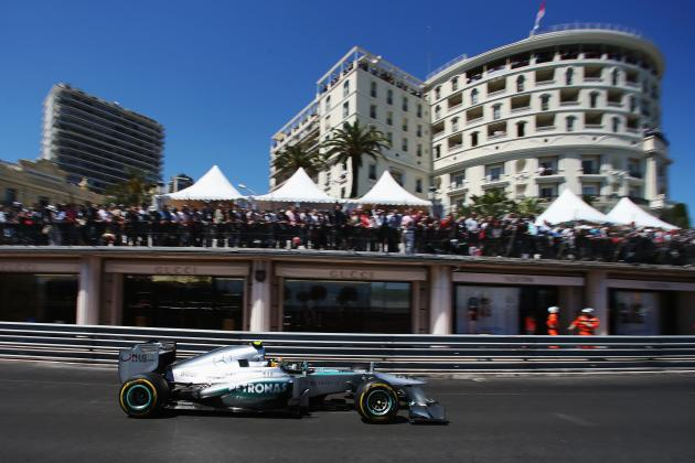 Monaco GP 2014: 10 Facts About the Monte Carlo Street Circuit