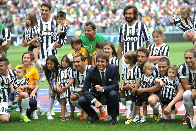 Juventus' 10 Best Goals of the 2013/14 Serie A Season