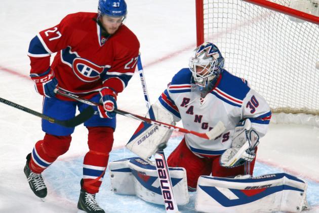 New York Rangers vs. Montreal Canadiens: Biggest Takeaways from Game 2