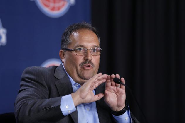 5 2014 NBA Draft Prospects Guaranteed to Interest Detroit Pistons