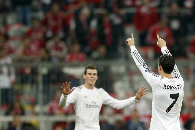 Real Madrid's 10 Best Goals of the 2013/14 Season