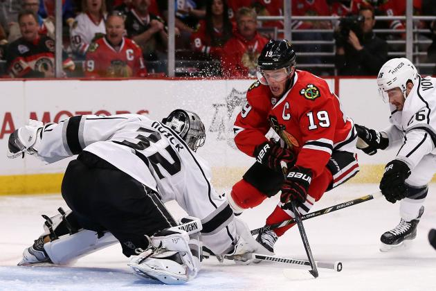 Los Angeles Kings' 5 Biggest Concerns in Round 3 vs. Chicago Blackhawks
