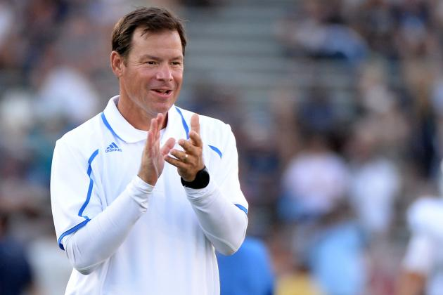 UCLA Football: Summer Grades for 2015 Recruiting Class
