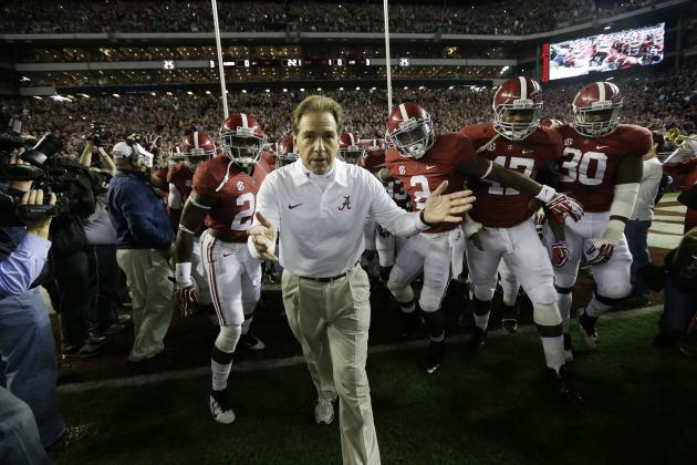 Alabama Football Recruiting: Summer Grades for 2015 Recruiting Class