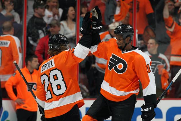One Thing Each Philadelphia Flyers Star Must Accomplish in 2014-15